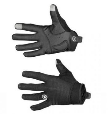 Assos FF Shasha cycling gloves black unisex