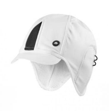 Assos FuguHelm winter under helmet white