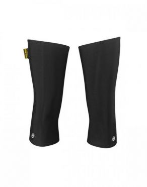 Assos Knee warmers black unisex