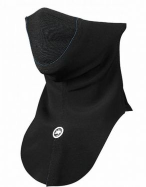 Assos Neck protector winter black unisex