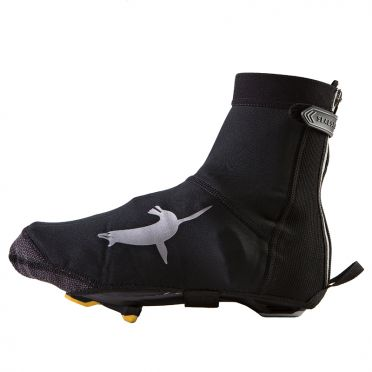 Sealskinz Neoprene open sole overshoe black