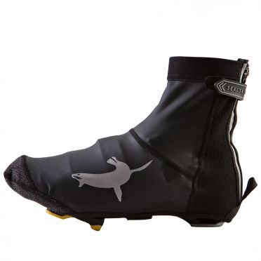 Sealskinz Lightweight open sole overshoe black