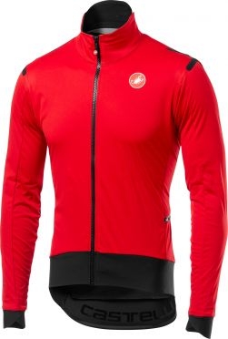 Castelli Alpha ros light jacket red/black men