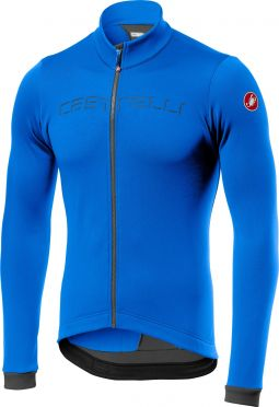 Castelli Fondo long sleeve jersey blue/grey men
