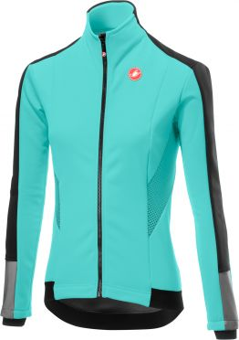Castelli Mortirolo 3 W jacket light blue women