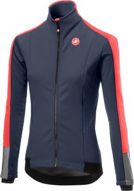 Castelli Mortirolo 3 W jacket dark blue women