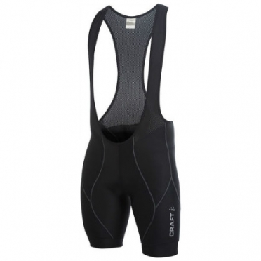 Craft Move bib shorts black men