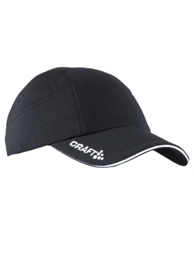 Craft Running cap black