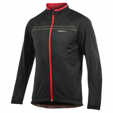 Craft Active Bike Siberian jacket men black/red