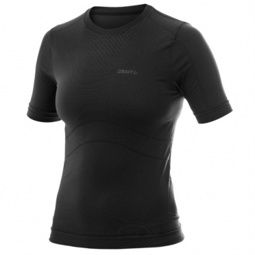 Craft Stay Cool Mesh Seamless shirt black women
