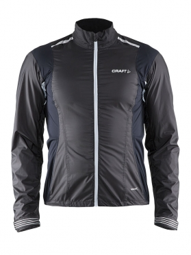 Craft Tempest rain jacket men black