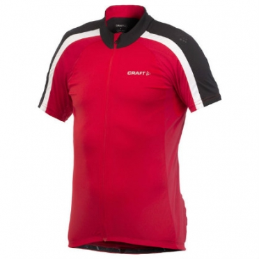 Craft Move Bike Jersey red men