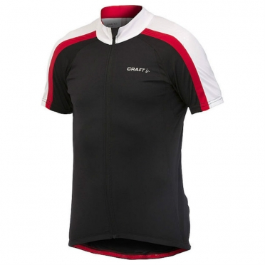 Craft Move Bike Jersey black men