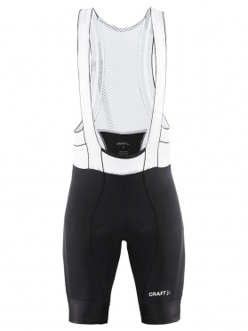 Craft Elite tech bibshort men black