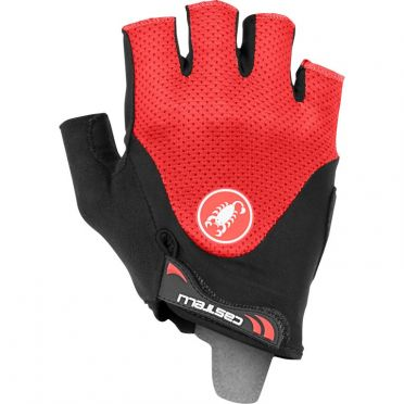 Castelli Arenberg gel 2 glove black/red men