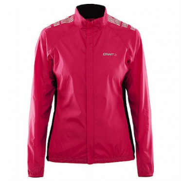 Craft Move wind jacket pink women