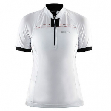 Craft Move Bike Jersey women white/black