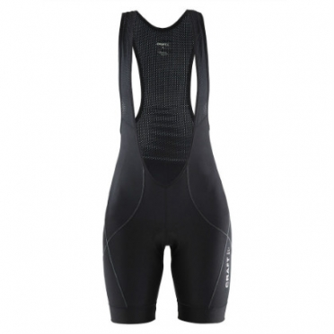 Craft Move bib shorts women black