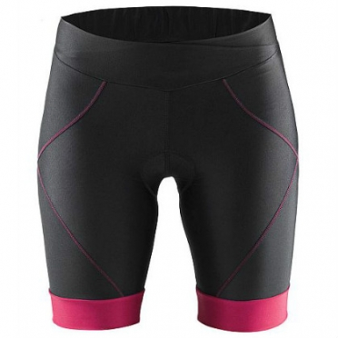 Craft Move cycling shorts black  berry