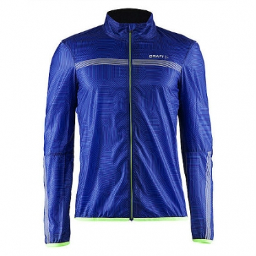 Craft Featherlight cycling jacket dark blue men
