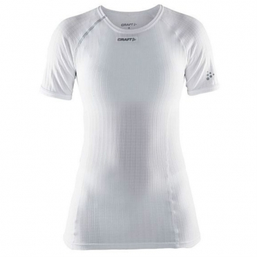 Craft Active extreme short sleeve baselayer white women
