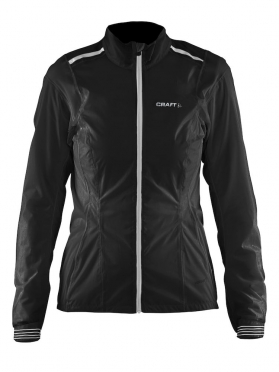 Craft Tempest rain jacket black women