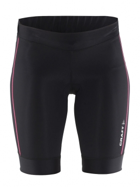 Craft Motion cycling shorts black/pop women