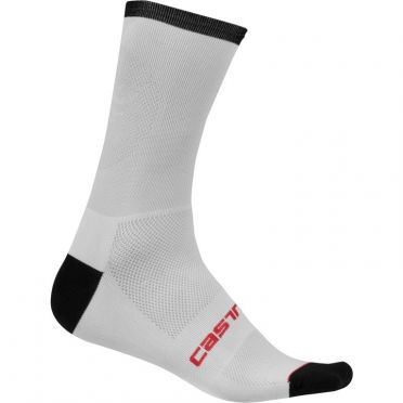 Castelli Ruota 13 socks white men