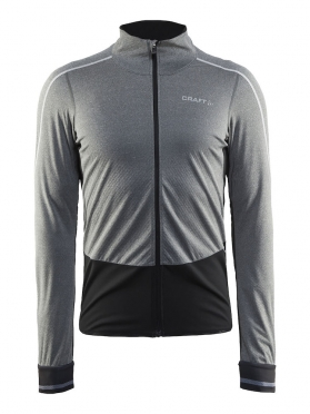 Craft Storm cycling jersey black/grey men