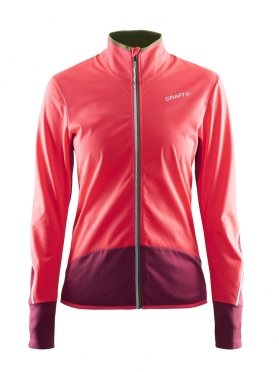 Craft Belle thermal windjersey pink/crush women