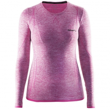 Craft Active Comfort roundneck long sleeve baselayer smoothie women