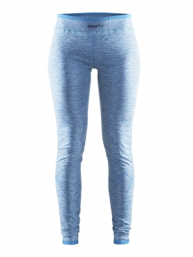 Craft Active Comfort pants baselayer blue women