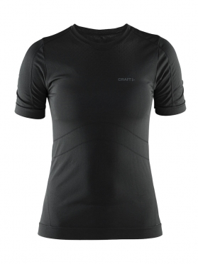 Craft Stay Cool Mesh Seamless shirt women black