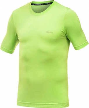 Craft Stay Cool Mesh Seamless shirt green men