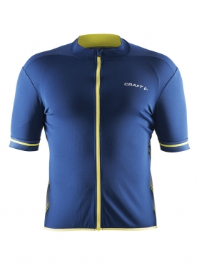 Craft Classic cycle jersey men blue
