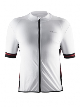 Craft Classic cycle jersey men white