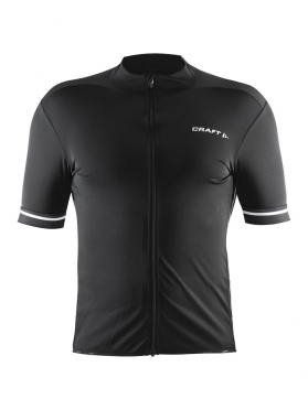 Craft Classic cycle jersey men black/white