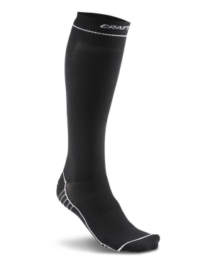 Craft Compression run sock black unisex