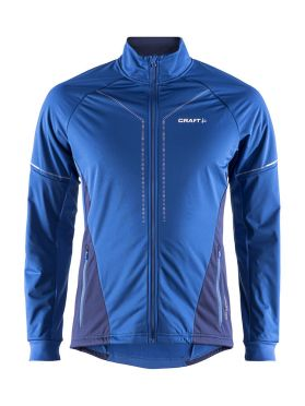 Craft Storm cross-country ski jacket 2.0 blue men