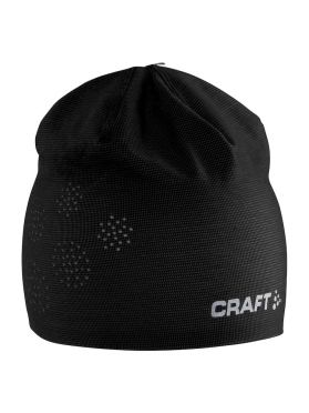 Craft Perforated hat black
