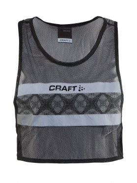 Craft Brilliant 2.0 running visibility vest black women