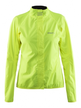 Craft Velo rain cycling jacket flumino women