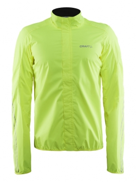 Craft Velo rain cycling jacket flumino men