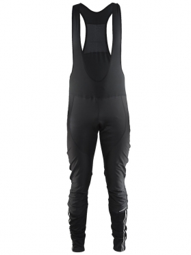 Craft Velo thermal wind bibtight black men