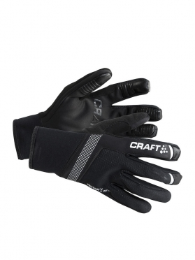 Craft Shelter cycling glove black
