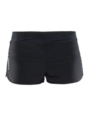 "Craft Essentials 2"" running short black women"
