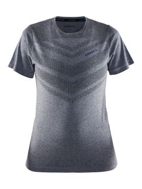 Craft Cool comfort short sleeve baselayer gray/depth women