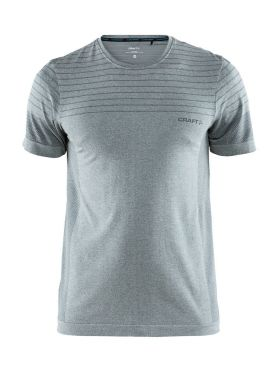 Craft cool comfort short sleeve baselayer grey/melange men