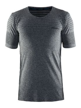 Craft cool comfort short sleeve baselayer black/melange men