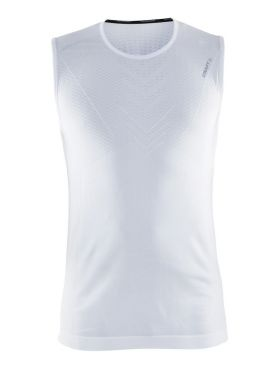 Craft Cool Intensity sheeveless baselayer white men